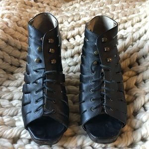 Sweet Life by Dolce Vita Lace Up Booties